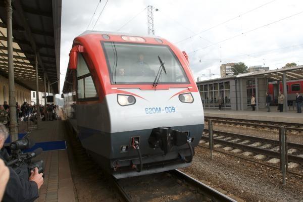 Geležinkelio stotyje – modernios permainos