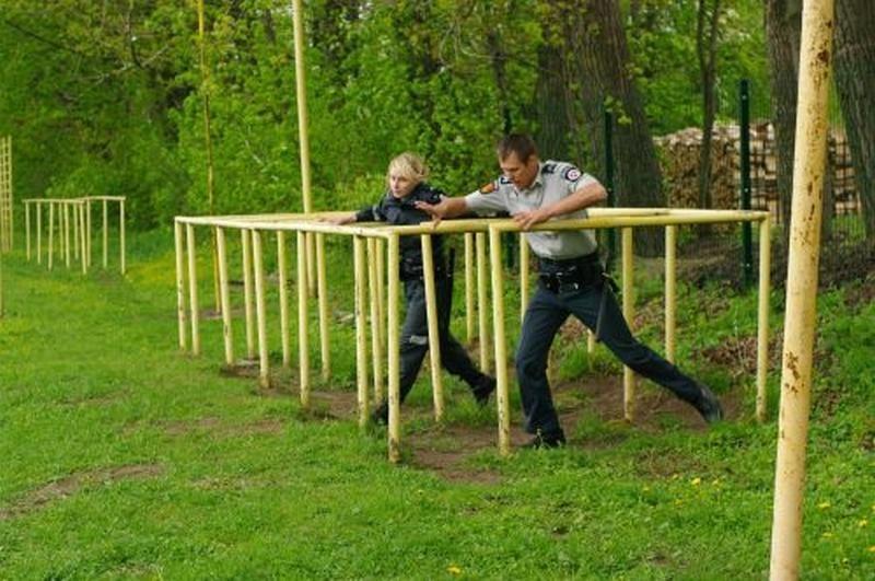 Išrinkti geriausi Viešosios policijos pareigūnai