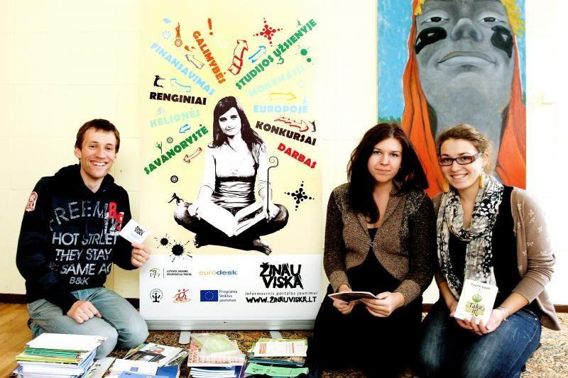 Jaunimo centras padės ir maištaujantiems paaugliams