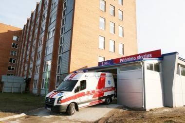 Ligoninėje mirė iš avarijos atvežtas vairuotojas