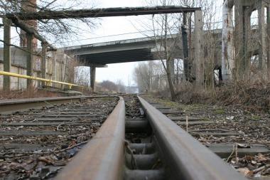 Kretingos r. traukinys mirtinai sužalojo žmogų