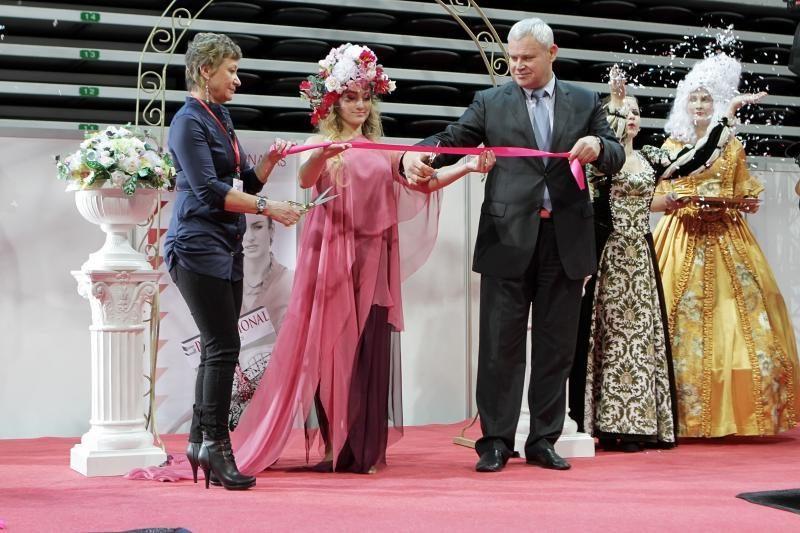 Klaipėdos arena suspindo grožiu ir sveikata