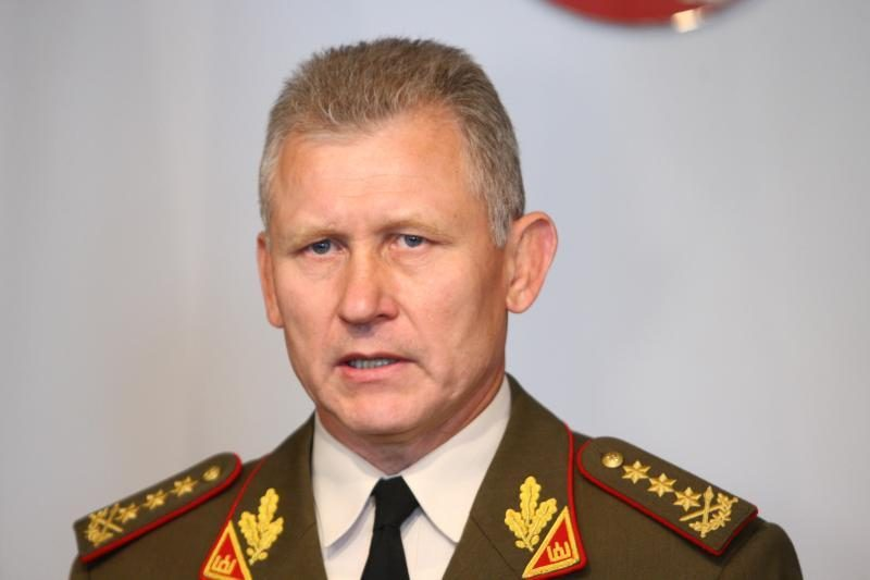 A.Pocius turi išvadą dėl sprogimo Vilniaus kariniame dalinyje