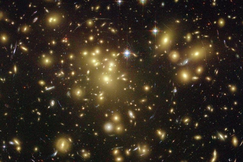 Kas galaktikoj gyvena? Apie tai, iš ko susideda galaktikos