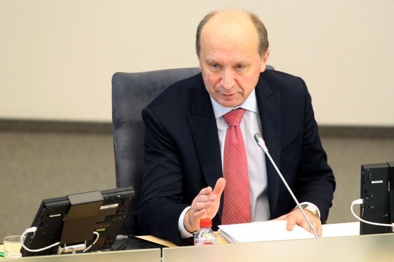 A.Kubilius: Baltarusijos propagandinės atakos šiek tiek stebina