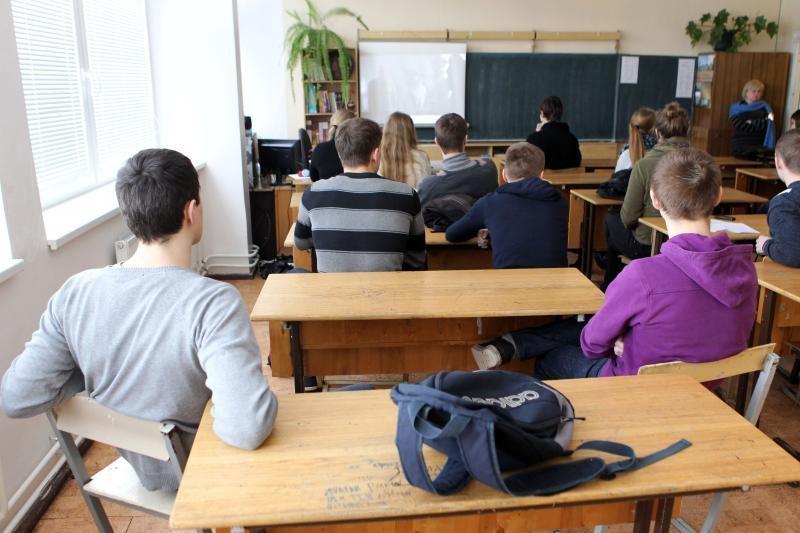 Daugiau kaip pusės Klaipėdos moksleivių rega - sutrikusi