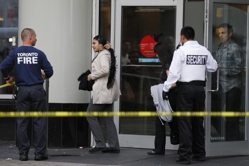 Prekybos centre Toronte buvo šaudoma, žuvo vienas žmogus