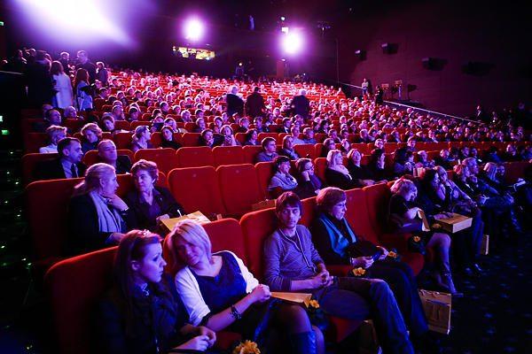 """Vilniaus kino festivalyje geriausiu pripažintas filmas """"Drąsa"""""""