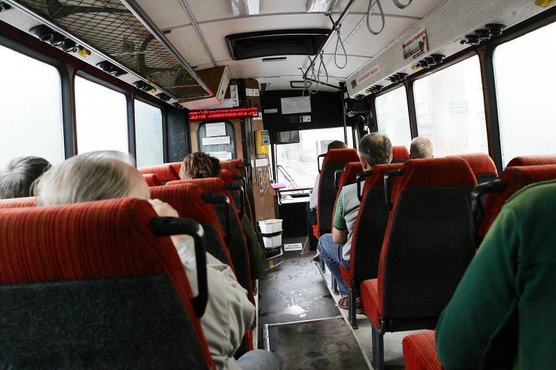 Rusijoje autobusų bilietai – tik pateikus pasą