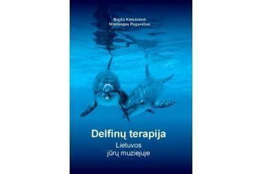 Išleidžiama knyga apie delfinų terapiją