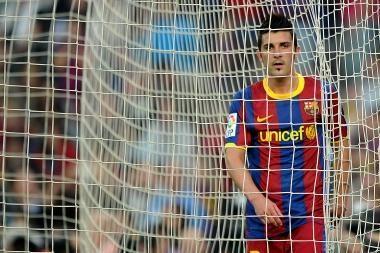 """""""Barcelona"""" nuo """"La Liga"""" titulo skiria vienas taškas"""