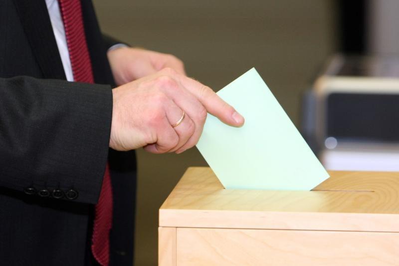 Populiariausios – opozicinės partijos, nors kai kurių reitingai smuko