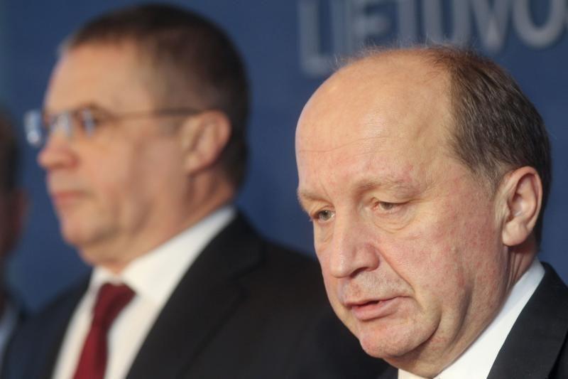 """A.Kubilius: Rusija sunerimusi dėl EK tyrimo """"Gazprom"""" atžvilgiu"""