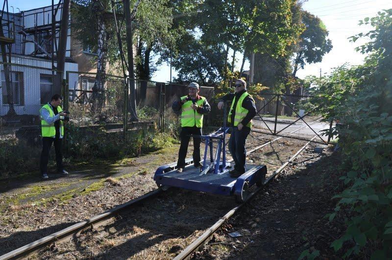 Istoriko pramoga – tyrinėti miestą nuo geležinkelio bėgių