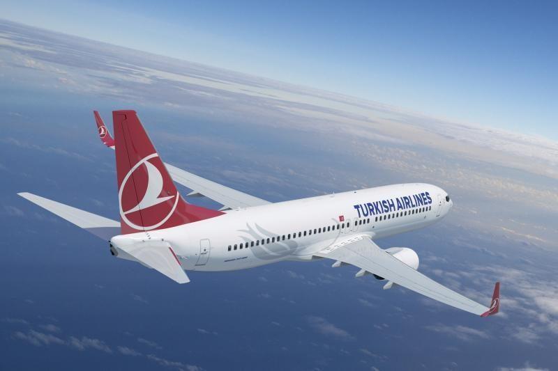 """""""Turkish Airlines"""": iš Vilniaus skristi  3 kartus per savaitę - mažai"""