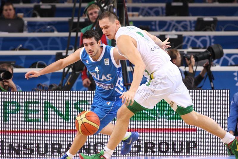 I.Zouras: lietuviai dar kartą įrodė, kad beprotiškai myli krepšinį