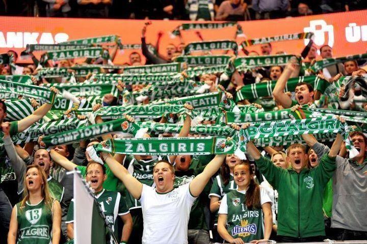 """""""Žalgirio"""" fanai smerkia žiūrovus, įžeidusius trenerį"""