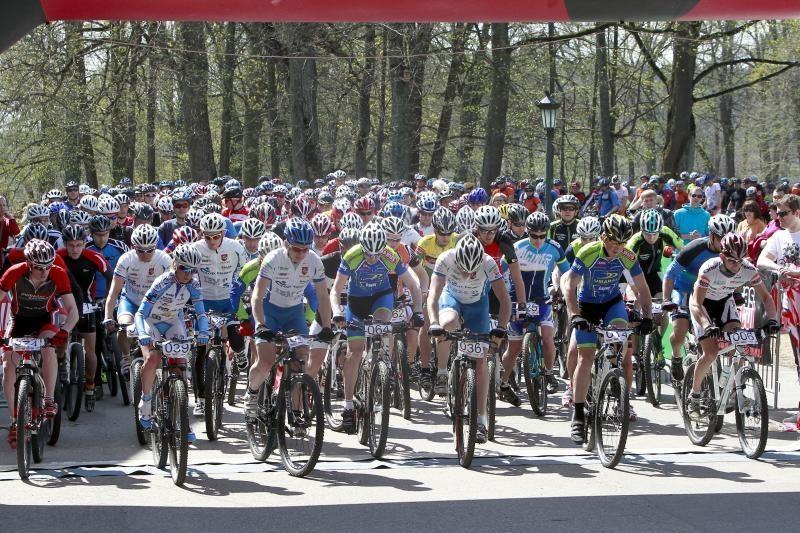 """""""Velomaratone"""" – naujas važiavimas greitiems dviračių entuziastams"""