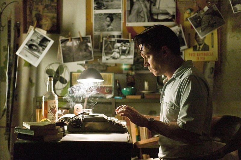 J.Deppas filmavimo aikštelėje pagerbė rašytoją H.S.Thompsoną