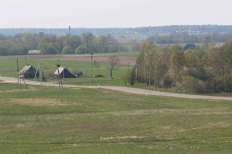 Kuriozas Ignalinos rajone: buvo kaimas - ir kaimo nėra