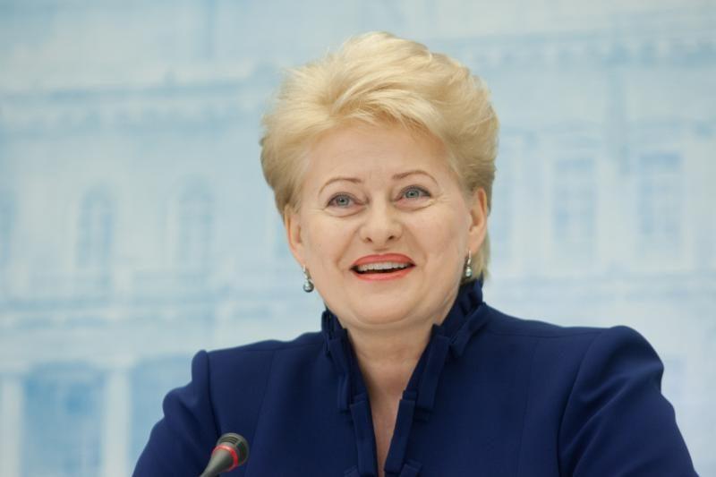 Prezidentė pasveikino Latviją su pirmuoju olimpiniu auksu