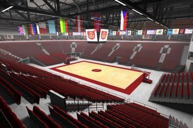 Klaipėdos areną statys lietuviai