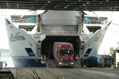 Sieks koordinuoti Baltijos regiono transporto jungčių plėtrą