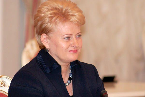 D.Grybauskaitei