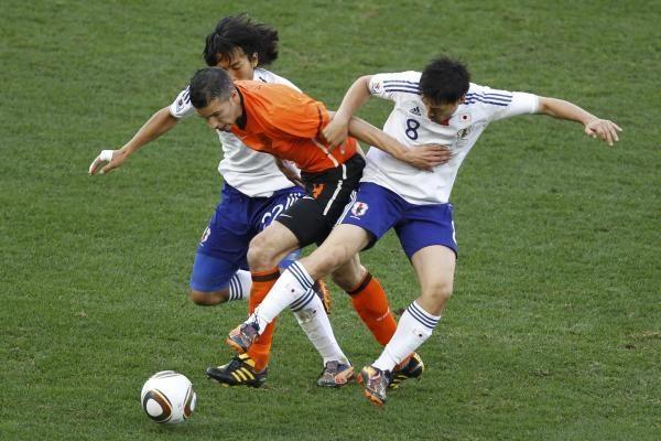 E grupė: olandai triumfuoja įveikę japonus