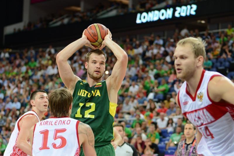 Lietuvos rinktinės olimpinis žygis baigėsi ketvirtfinalyje
