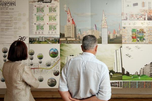 Architektų dieną išrinkti geriausi darbai