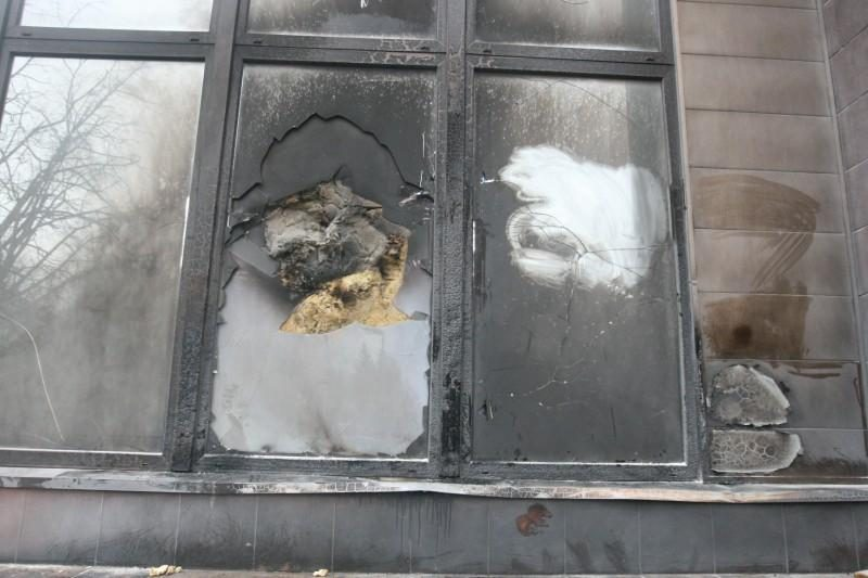 Vilniuje bandyta sudeginti naktinį klubą