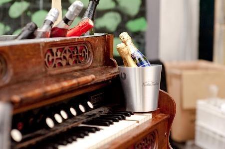 """""""Vyno naktys"""" kvietė švęsti dvigubą sukaktį"""