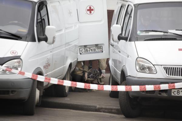Sprogimai Maskvoje: žmonės klykė lyg pragare (papildyta)