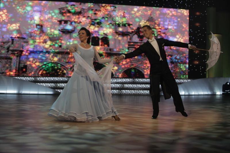 Pamatęs šokančią žmoną Merūnas susigraudino