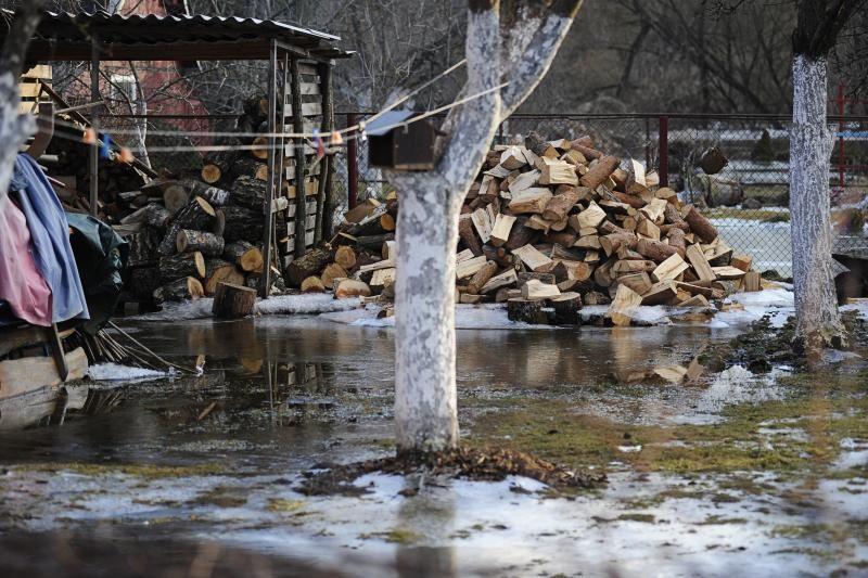 Pakaunėje pakilo Neries vanduo, bet panikos nėra