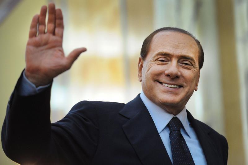 S.Berlusconi atsistatydins, kai parlamentas pritars reformoms