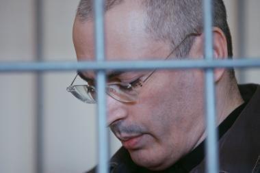 Vakarų žmogaus teisių gynimo organizacijos ragina panaikinti kaltinimus Chodarkovskiui