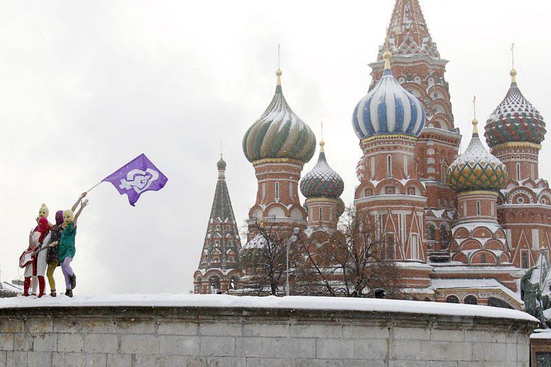 V.Putinui vėl tapus prezidentu reformos Rusijoje įstrigtų