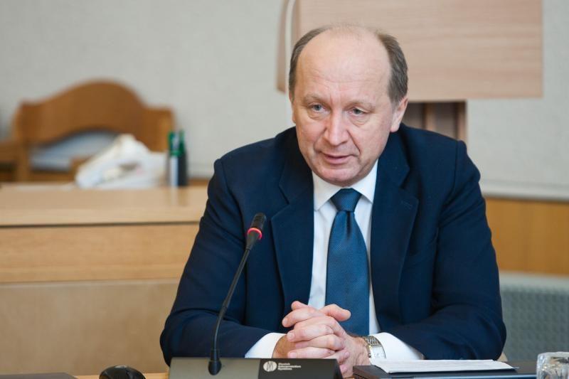 A.Kubilius: siūloma referendumo formuluotė nėra teisinga