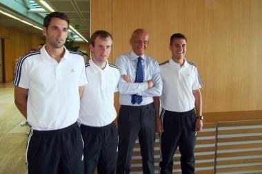 Lietuvos futbolo teisėjai tobulinosi Šveicarijoje