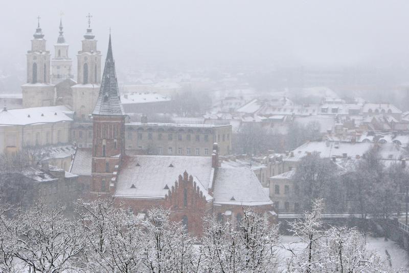 Vasario 16-ąją Kaunas šurmuliuos nuo ryto (renginių programa)