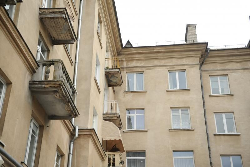 Vilniuje tragiškai žuvo A. Kaušpėdo dukra