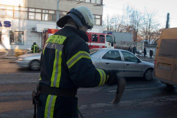 Lietuvos gyventojai labiausiai pasitiki ugniagesiais