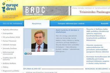 Startavo lietuviška ES naujienų ir informacijos svetainė