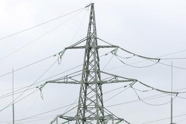 Klaipėdos r. elektra pražudė žmogų