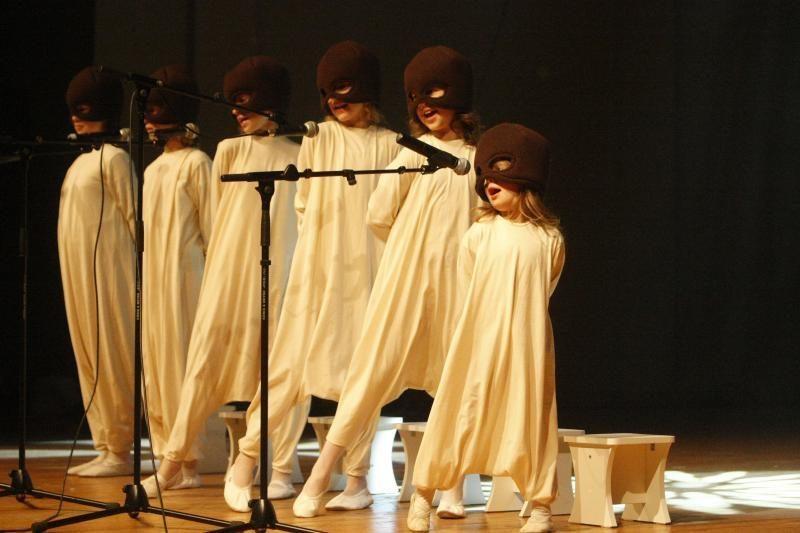 Labdaros koncerte Klaipėdoje – šimtai vėjo malūnėlių