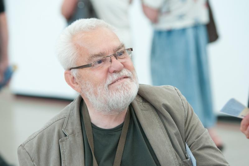 Fotografijos patriarchas A. Sutkus savo darbus dovanos Kauno rajonui