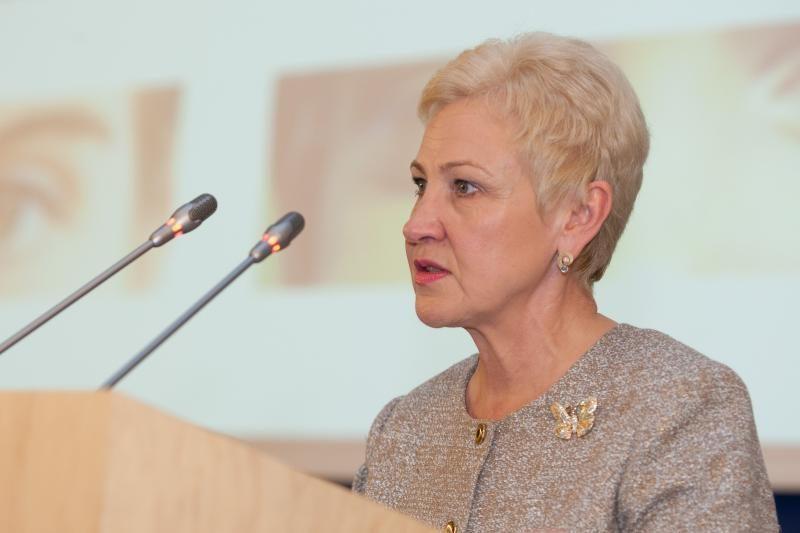 I.Degutienė: laukiu premjero pozicijos dėl R.Palaičio