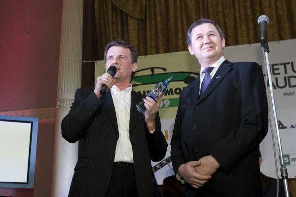 """Lietuvos """"Metų automobilis 2009"""